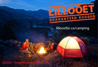 Lillooet Explore C Lower Mainland